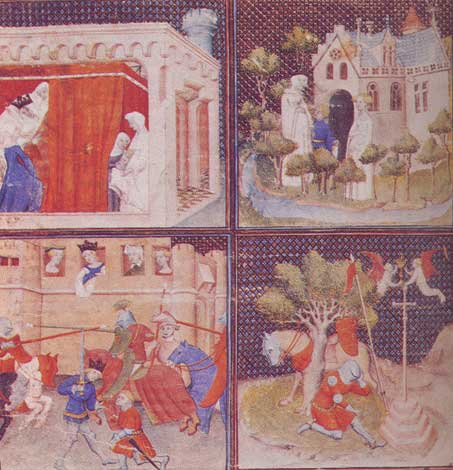 Le roi arthur et les chevaliers de la table ronde arcanum - Lancelot et les chevaliers de la table ronde ...